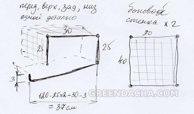Как построить клетку своими руками для перепелов